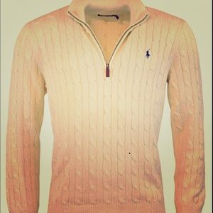Polo Ralph Lauren x-large cable knit sweater
